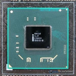 Intel Z68 Controller