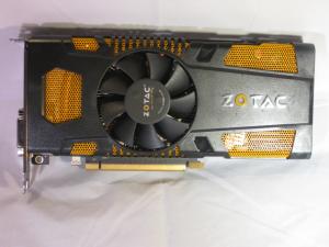 Zotac 560ti 448 Core Front