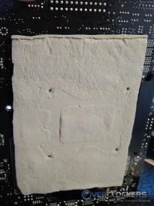 Backplate Insulation