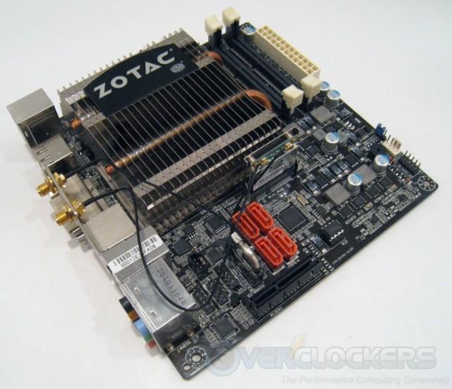 Zotac Fusion ITX A Series Wifi