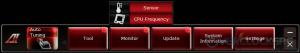 AISuite Monitor Menu