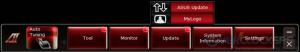 AISuite Update Menu
