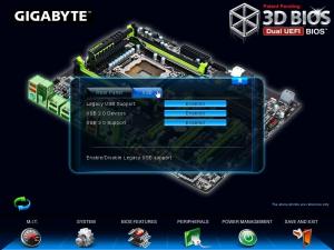 BIOS - 3D Mode Cont