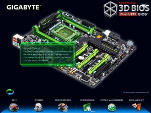 BIOS - 3D Mode Decription