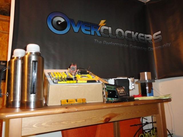Reppin' Overclockers.com