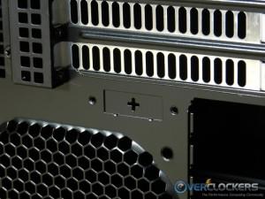 Spot for Optional CLR CMOS Switch
