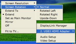 Windows XP Options