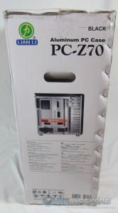 Lian Li PC-Z70 Box Side