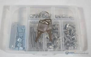 HDD Bay Keys
