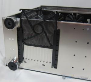 Removing PSU Fan Filter