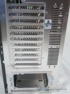 Rear Ventilation & PSU Mount