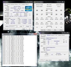 4.8 Ghz under load