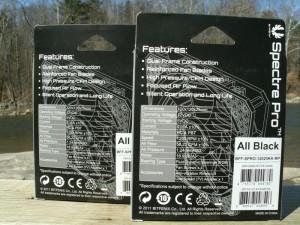 Backside of Both Fan Boxes