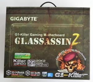 G1.Assassin 2 - Box Front