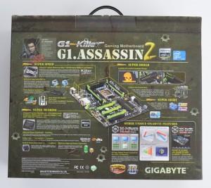 G1.Assassin 2 - Box Back