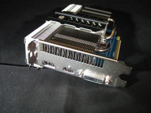 Outputs - 1 DVI-d, 1 HDMI, 1 Displayport,
