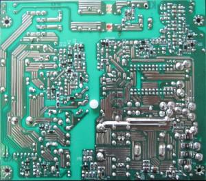 Good soldering.