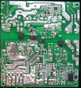 Main PCB soldering.