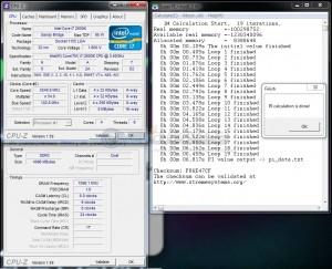 SuperPi 1M @ 5548.9 MHz