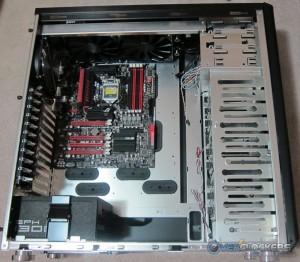 Maximus IV Extreme-z Installed