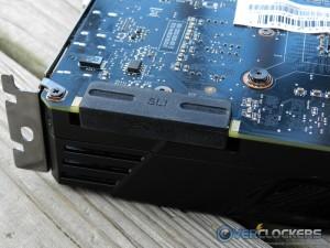 SLI Connector Cover