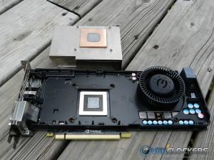 Core Heatsink Removed