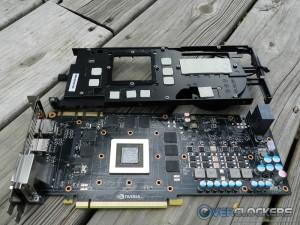 RAM/VRM Heatsink Removed