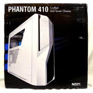 NZXT Phantom 410 carton