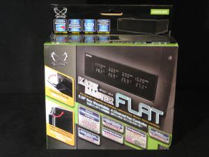 Scythe Kaze Master Flat Retail Packaging (Front)
