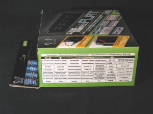 Scythe Kaze Master Flat Retail Packaging (Side 1)
