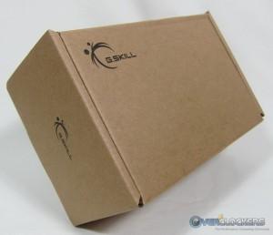 TridentX Nondescript Box