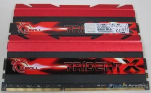 G.Skill TridentX DDR3-2666 Kit
