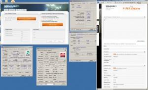 3d Mark11 Performance settings 4698 MHz