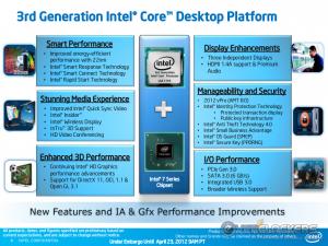 3rd Generation Core Platform