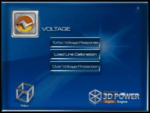 3DPower - Voltage