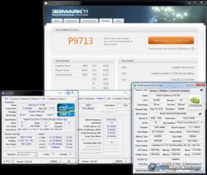 3DMark 11 Screenshot