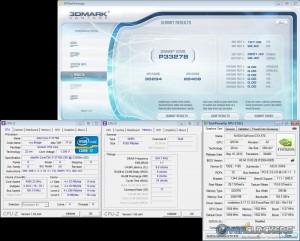 3DMark Vantage Screenshot