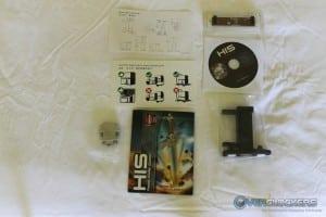 HIS 7850 IceQ X Turbo X  - Card Accessories
