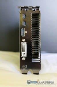 HIS 7850  IceQ X Turbo X - Backplate I/O