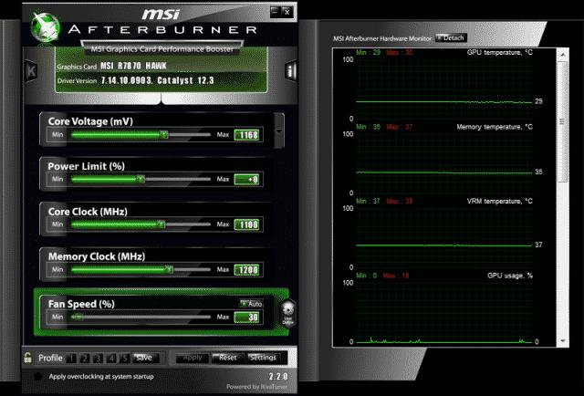 MSI Afterburner v2.2