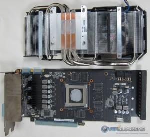 DirectCU II Cooler Removed