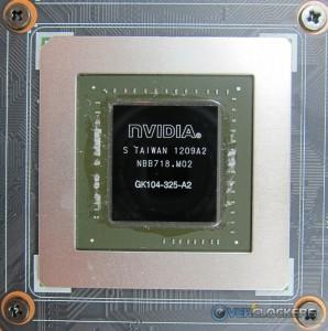 NVIDIA GTX670 GPU