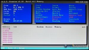 R.S.T. Pro 3 PCIe - Passed!