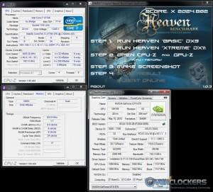 HWBot Heaven DX11 Screenshot