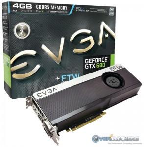 EVGA GTX680 FTW
