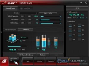 TurboV EVO Multipier Control