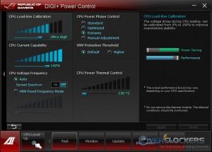 CPU DIGI+ Control