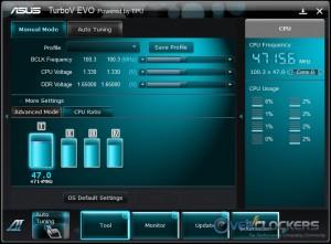 TurboV EVO - CPU Multi