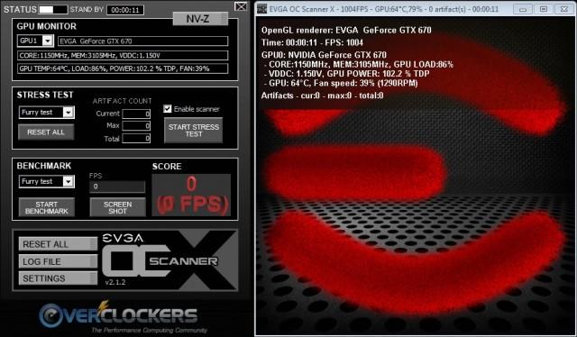 EVGA OC Scanner X 2.1.0