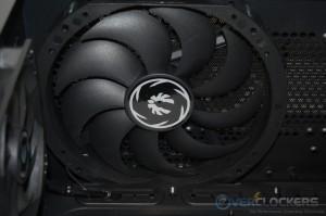 Top Deck 230 mm Fan